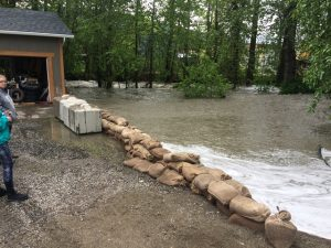 City Prepares For Possible Flooding