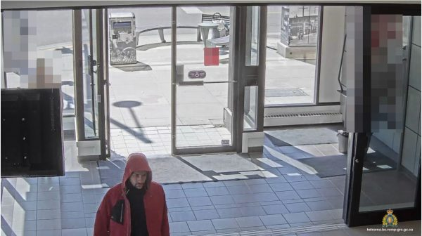 Update: Suspect Arrested After Bank Robbery