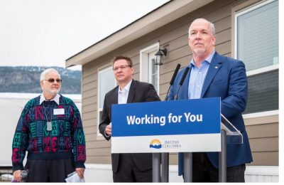 Better Protection Promised For Owners Of Manufactured Homes