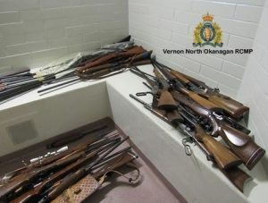 Weapons Seized After Shots Fired in Spall