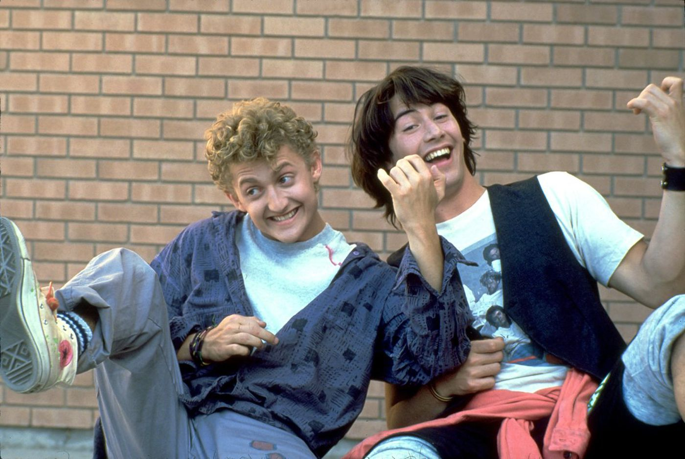 Bill and Ted 3.  It's happening!