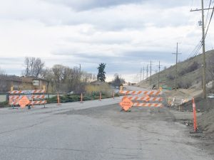 Full Closure On Kal Lake Road Takes Effect
