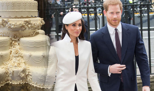It was bound to happen.  There's now a royal wedding donut.