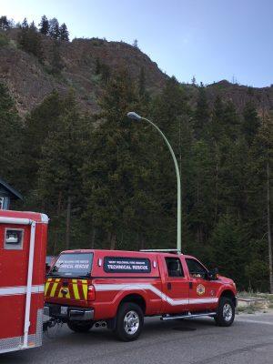 Mt. Boucherie Rescue