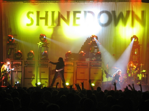 Acoustic Shinedown