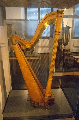 Shreddin' The Harp