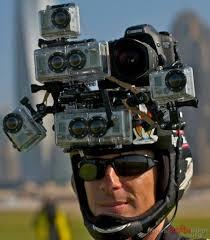 Insane Helmet Cam Footage