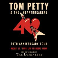 Power welcomes Tom Petty & The Heartbreakers