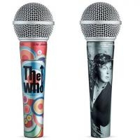 A Shure Thing For Paul McCartney & The Who