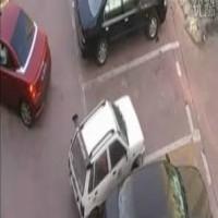 Don't Steal a Woman's Parking Spot
