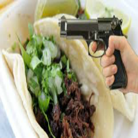Woman Shoots Boyfriend over Cold Taco