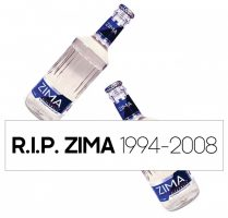 OMG...they're bringing it back!!!  Please someone find me some ZIMA