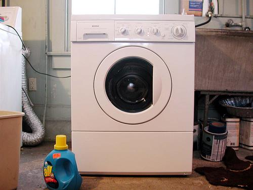 The John Bonham of washing machines
