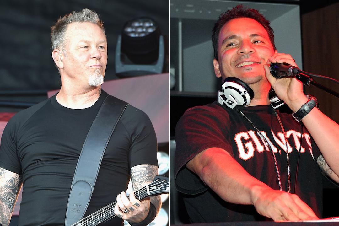 Metallica + Mixmaster Mike