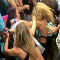 Spring Break Bikini Brawl