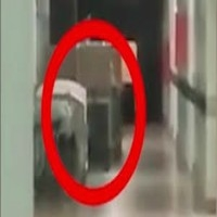Ghost of Child in Hospital