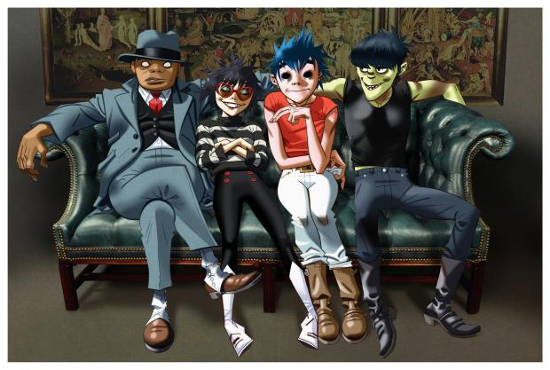You Gotta See The New Gorillaz Videos