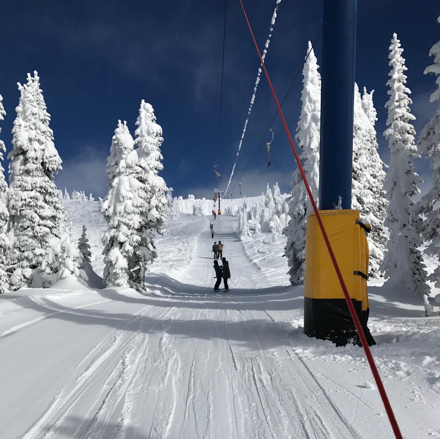 So sad to say goodbye to this ski season