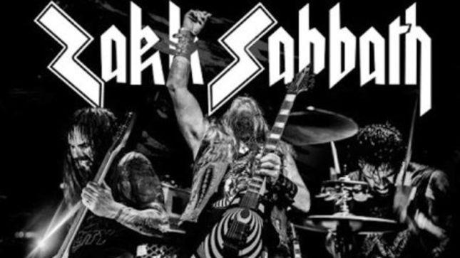 Zakk Sabbath!