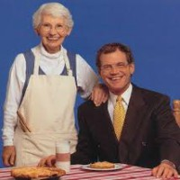 RIP to David Letterman's Mom