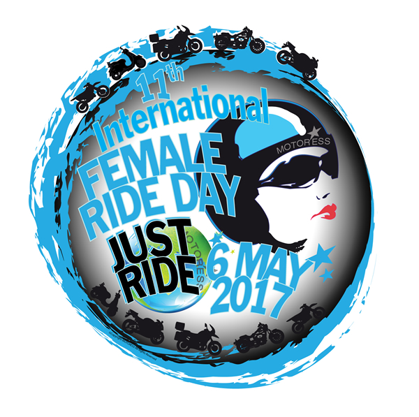International Female Ride Day coming up!