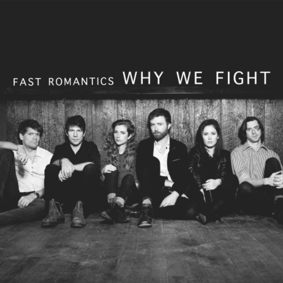 The crazy world of being in a band = Fast Romantics