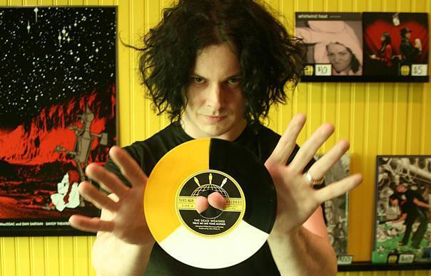 Jack White's Vinyl Factory