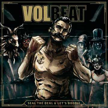 Volbeat feat. Danko Jones - Black Rose