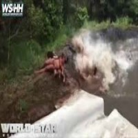 Fail: Group Of Girls Take An L Going Down A Waterslide!