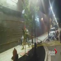 Street Fight in Vernon