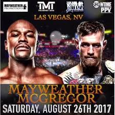 Mayweather Vs McGregor - Fight of the Year...Or More!!!