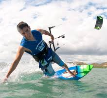 So You Wanna Try Kiteboarding?