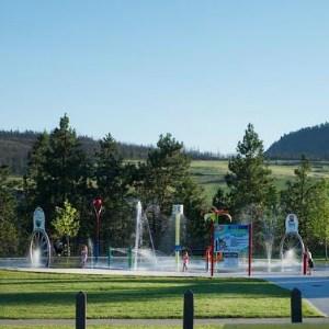 Kids Care Spray Park Opens for Season