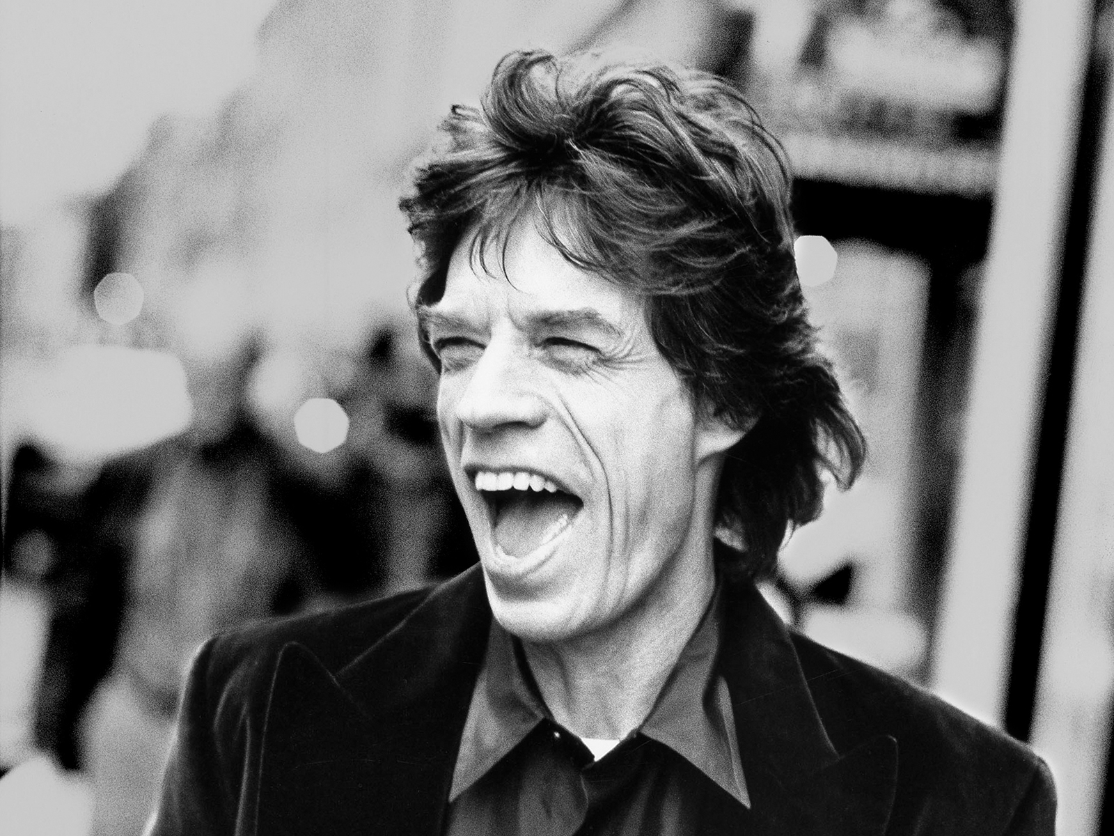 New Music From Mick Jagger!?!?