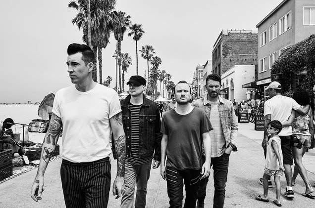 Listen To New Theory Of A Deadman