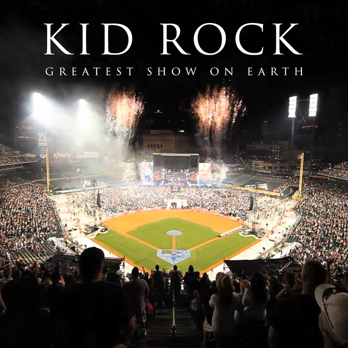 Kid Rock - The Greatest Show On Earth