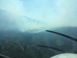 Aug 26, BC Wildfire Photo