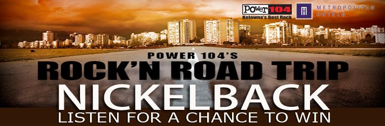 ROCK'N ROAD TRIP - NICKELBACK