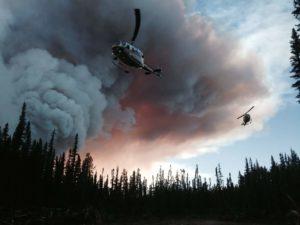 Photo: BC Wildfire