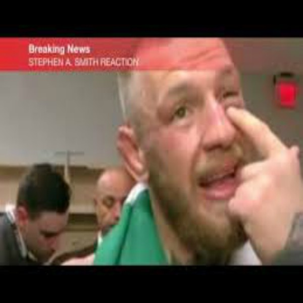 CONOR MCGREGOR TELLS WHY HE LOST
