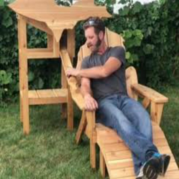 Beer Chair