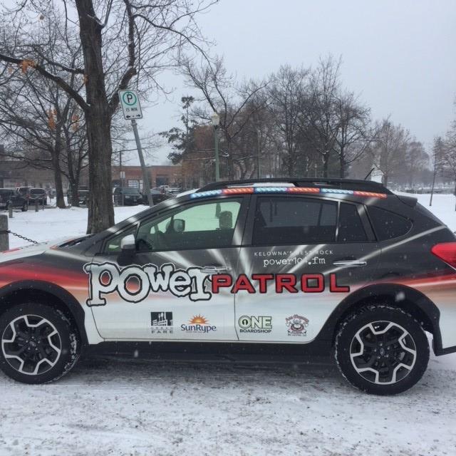 Power Patrol this weekend