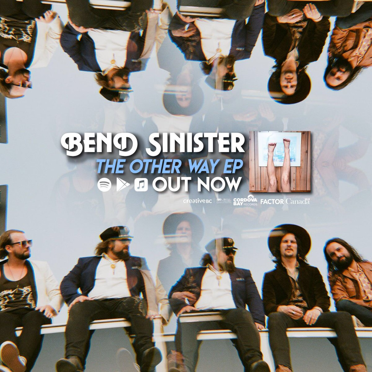 Bend Sinister came to visit last week and played for you!