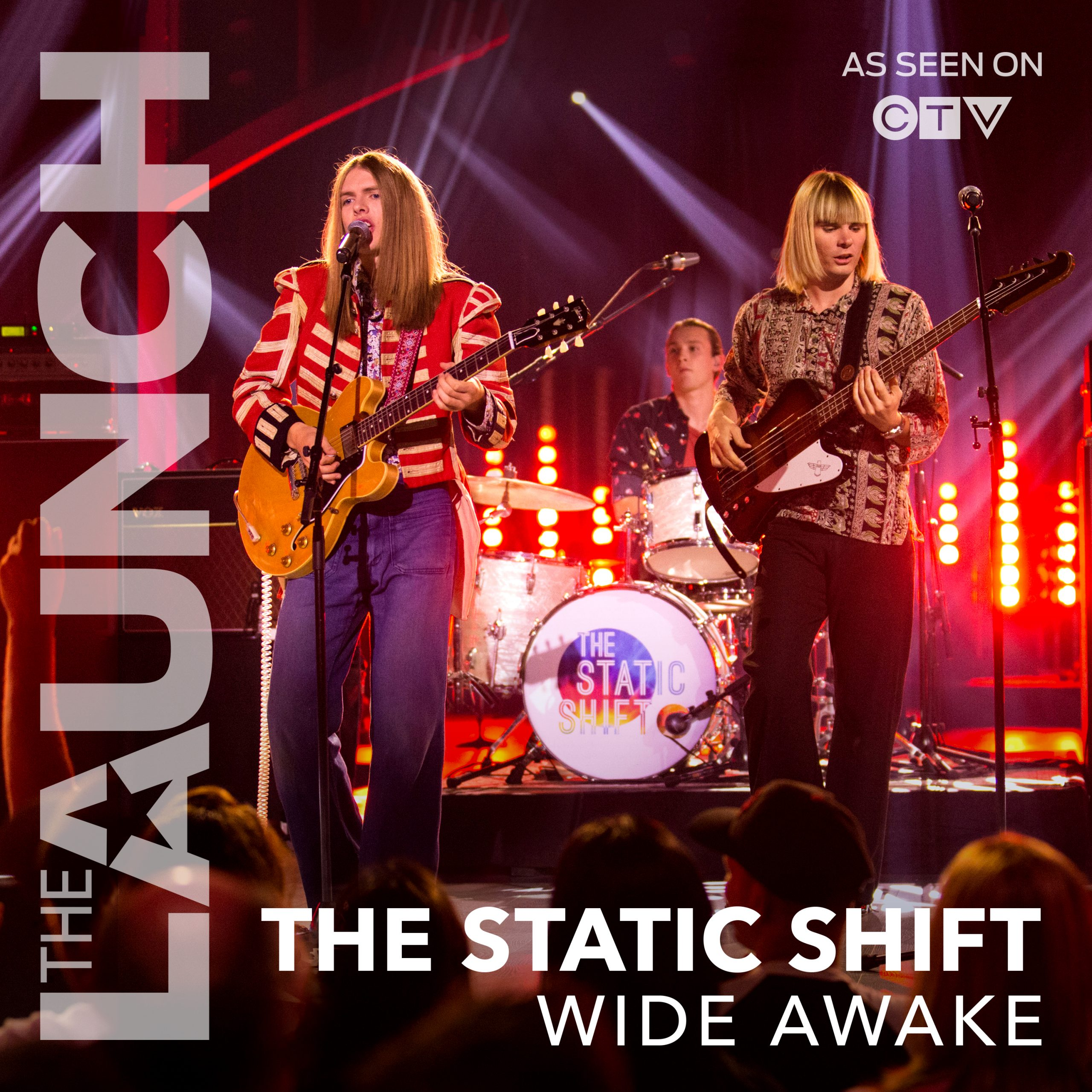 Static Shift - Wide Awake