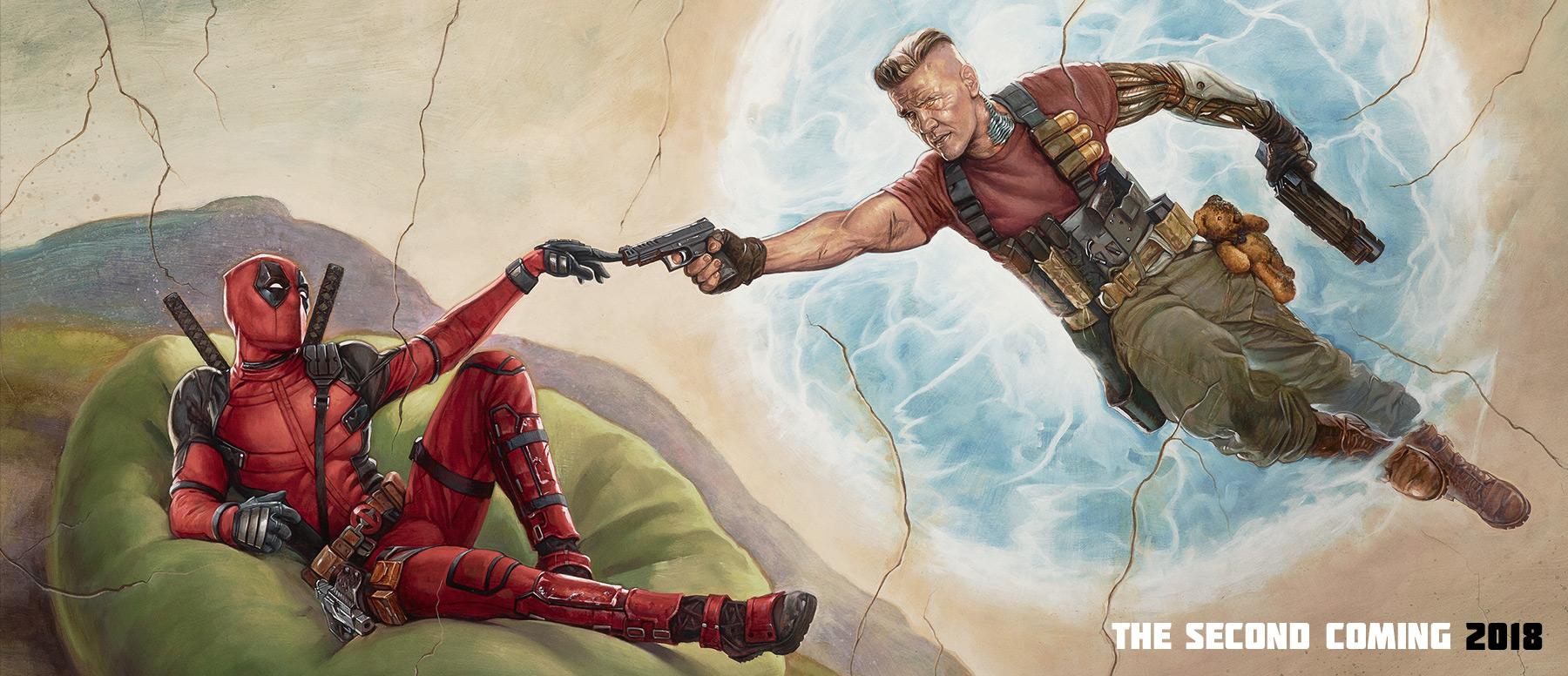 WATCH: The FINAL Deadpool 2 Trailer