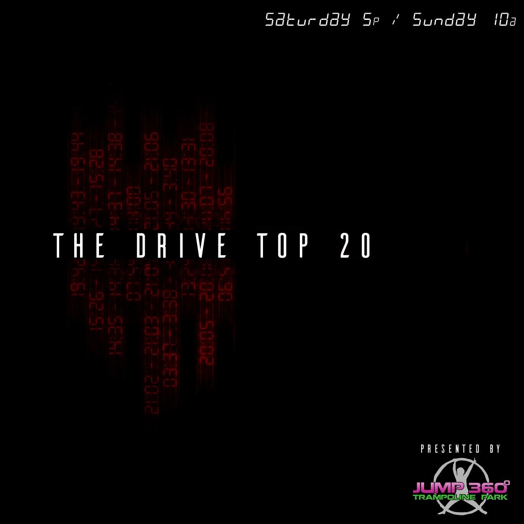 THE DRIVE Top 20 for JUMP 360