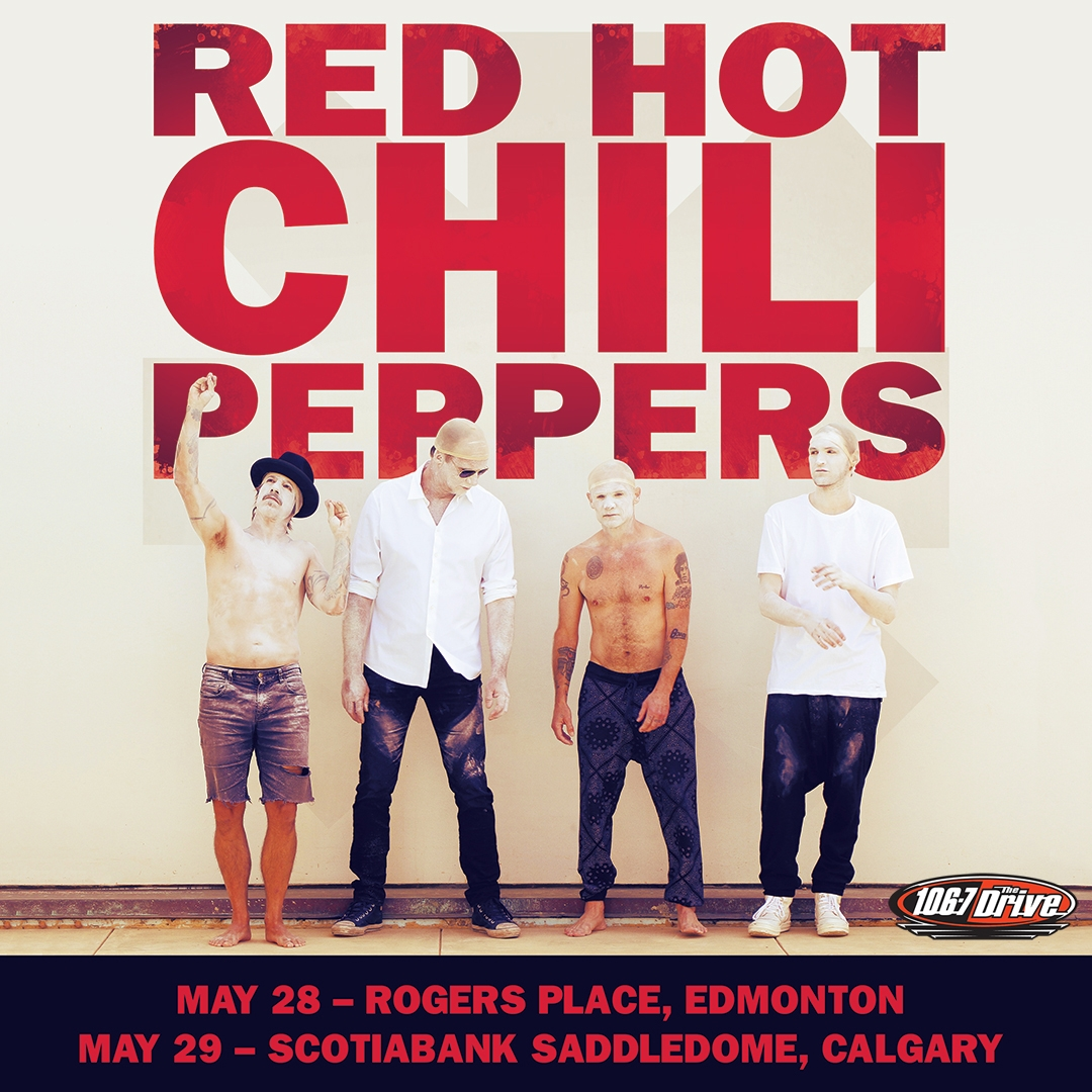 Red Hot Chili Peppers Postpone Shows Due to Bronchitis