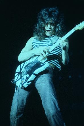 Eddie Van Halen Donates 75 Guitars
