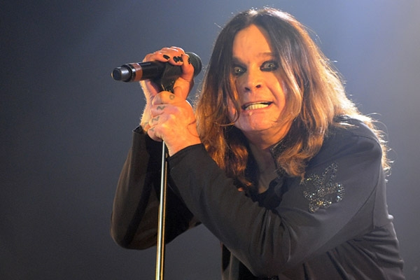 "Ozzy to Sing ""Bark at the Moon"" at Solar Eclipse Festival"