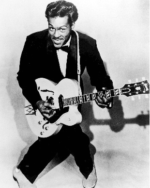 Legendary Chuck Berry Passes Away at 90